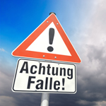 Achtung Falle